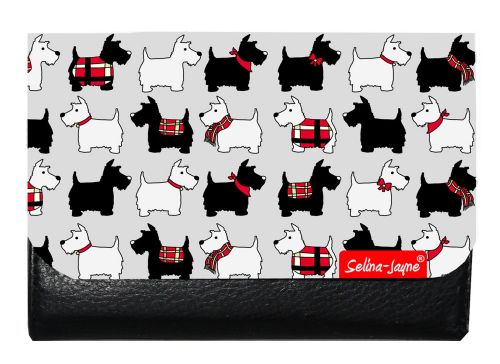 Selina-Jayne Scotty Dogs Limited Edition Designer Small Purse